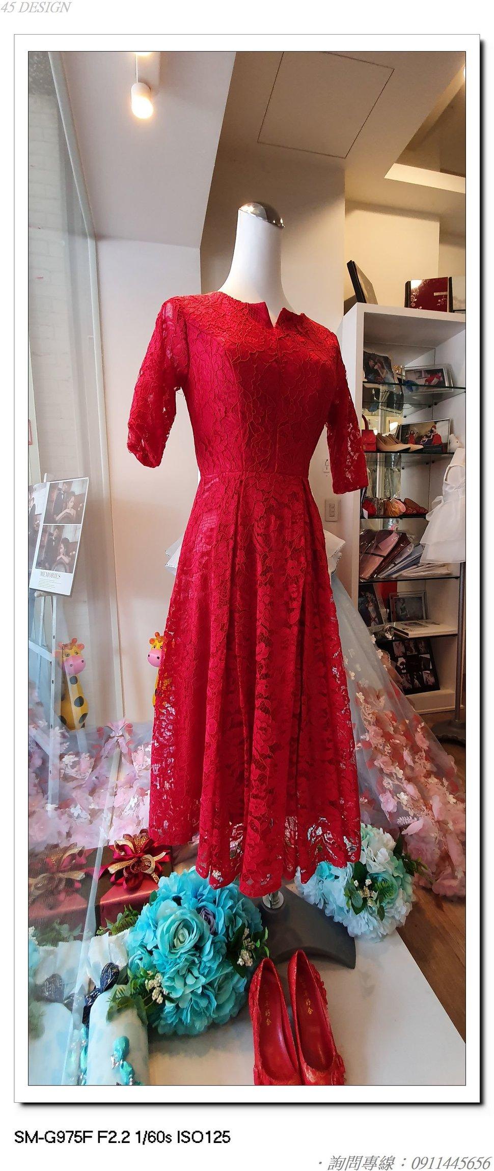 20200210_103417 - 全台最便宜-45DESIGN四五婚紗禮服《結婚吧》