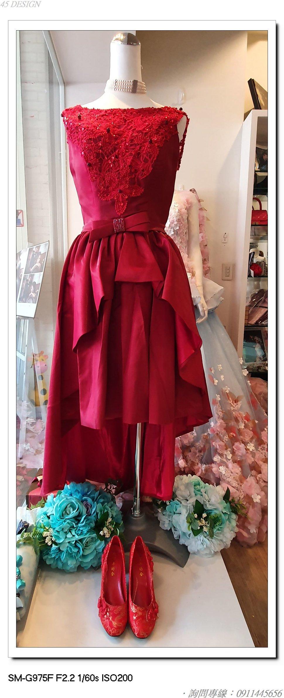 20200210_102739 - 全台最便宜-45DESIGN四五婚紗禮服《結婚吧》