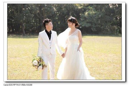 高雄都會公園-外拍婚紗