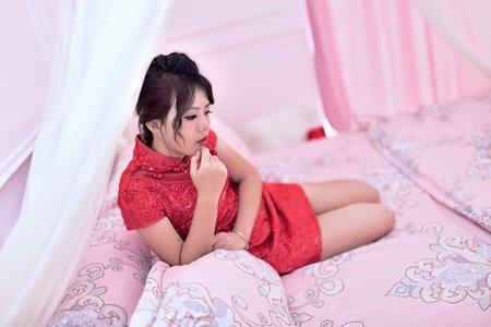45出租小(短)禮服旗袍 伴娘1200元