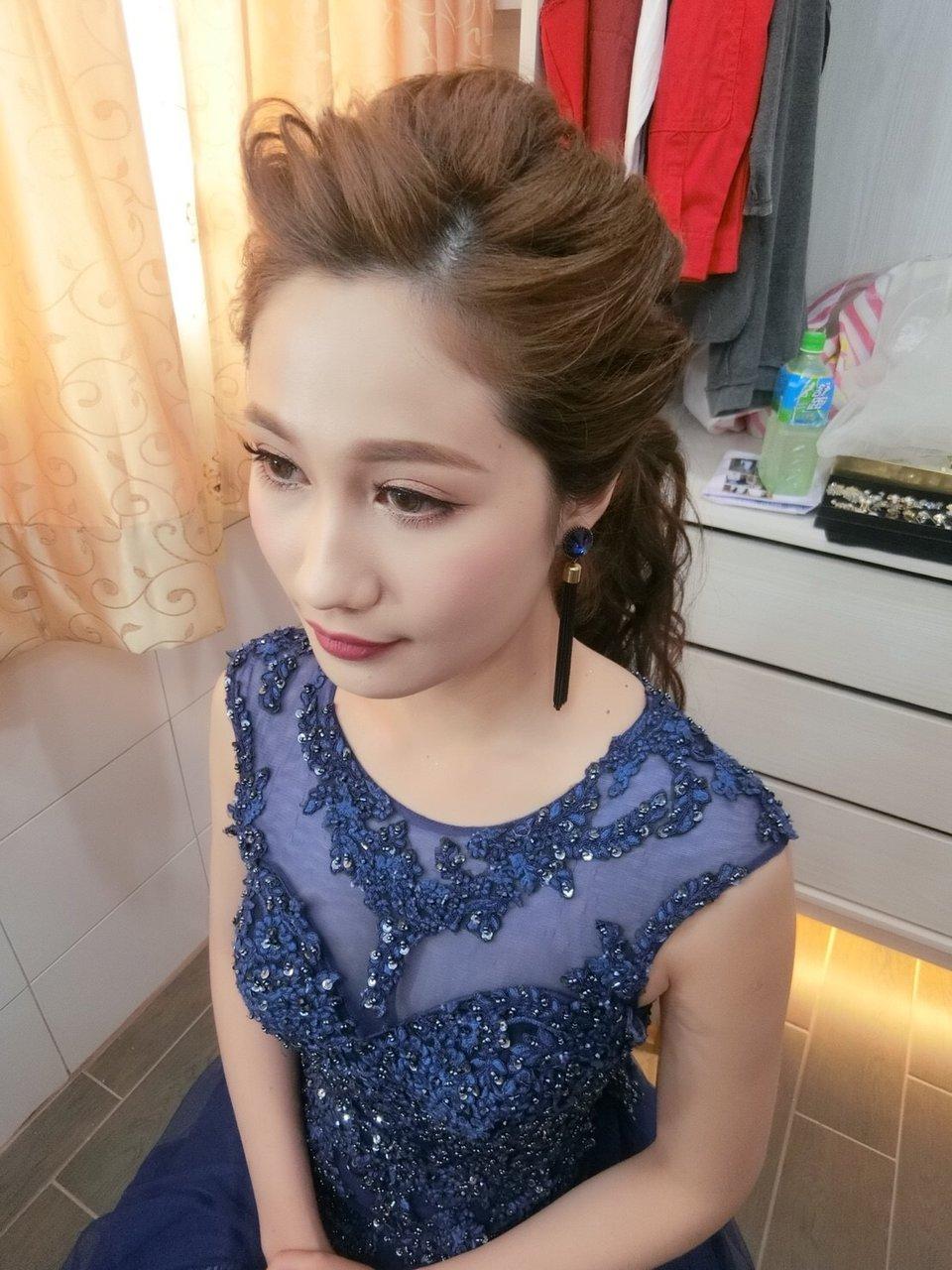CY Style彩妝造型 新娘秘書,放心交給新秘桌子老師?滿意?️照片為證❤️