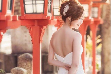 海外婚紗-京都櫻花