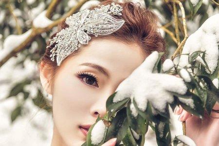 台北新秘/台北婚紗妝感造型