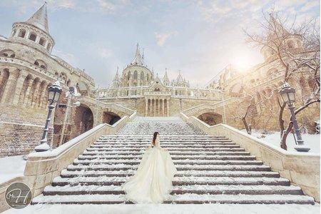 海外婚紗妝感造型/匈牙利-布達佩斯/Mr.hello婚禮事務所/台北新秘