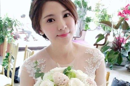 台北新秘/婚紗妝感造型