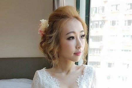 台北新秘/婚宴妝感造型