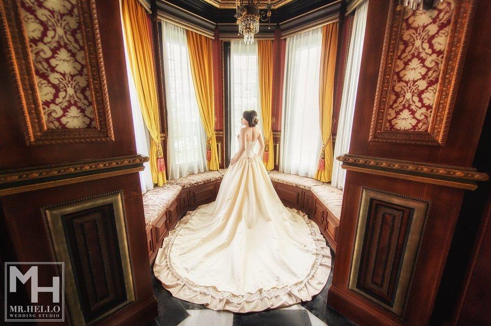 自助婚紗/婚紗外拍/老英格蘭婚紗造型/Mr.hello婚禮事務所/台北新秘 - 天使AngelC 新娘秘書 造型工作室《結婚吧》