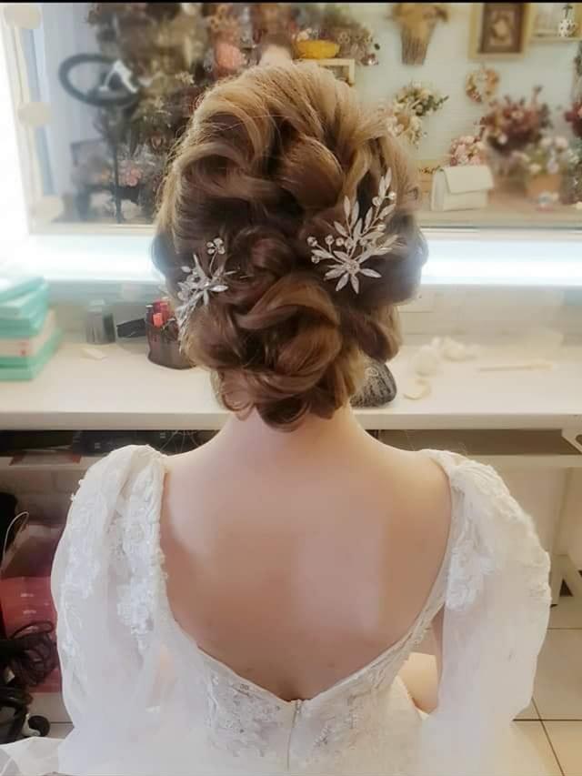 婚宴妝感造型