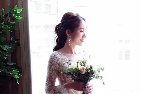 持久妝感  婚紗外拍 妝感造型