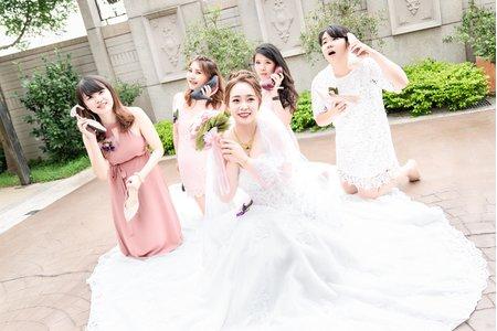 Aces Wedding 浪漫紀實│彰化全台大飯店