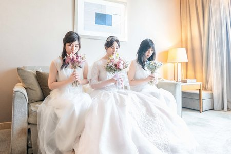 Aces Wedding 浪漫紀實│台中裕元花園酒店