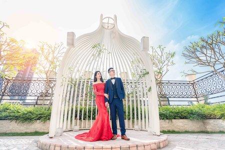 Aces Wedding 浪漫紀實│The Lin 台中林酒店