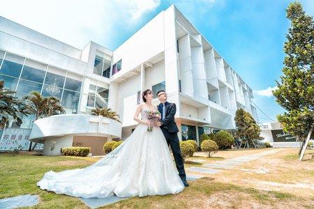 Aces Wedding 浪漫紀實│彰化全國麗園大飯店