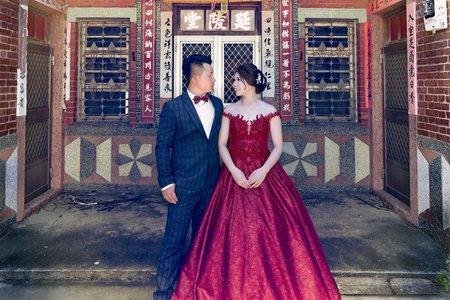 二林純訂婚儀式