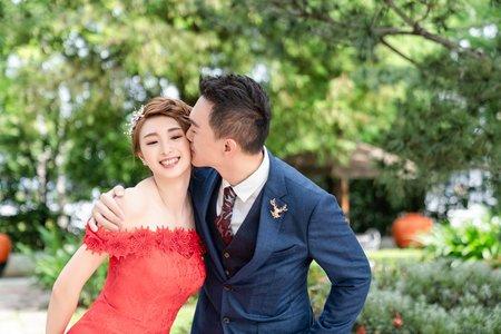 台中林皇宮花園│訂婚儀式+午宴