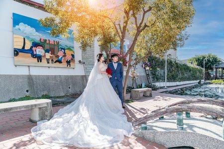 台中福華飯店+草屯君庭婚宴莊園│訂結雙儀式+晚宴