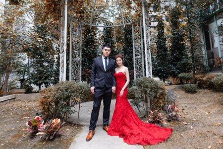台中僑園飯店│訂結雙儀式+晚宴