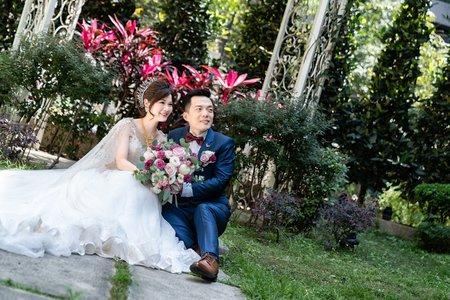 台中僑園飯店│結婚儀式+午宴
