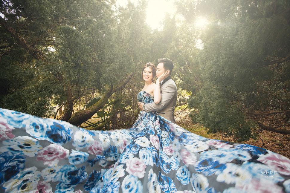 婚紗-花卉實驗中心 - MIHO's Style 美好時代《結婚吧》