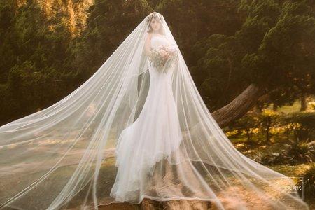 A方案  簡單美好婚紗包套
