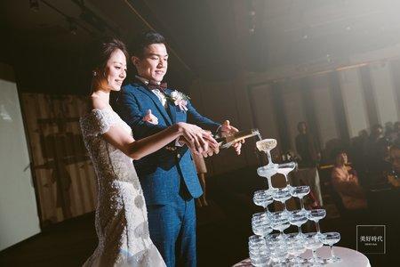 婚禮攝影-美好時代-村却國際溫泉酒店