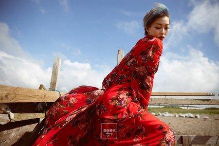 婚紗-美好時代-西濱海岸