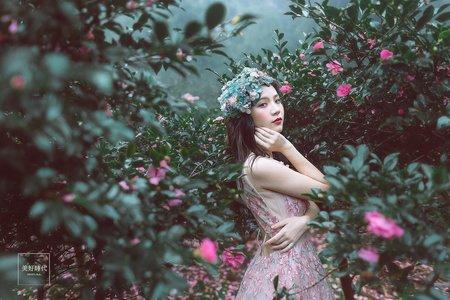 婚紗-美好時代-陽明山茶園