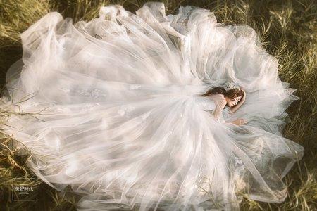 婚紗-美好時代-淡水草原