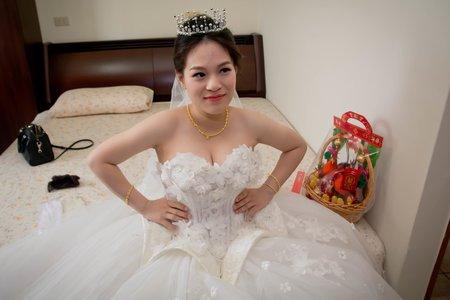 苗栗婚攝 婚禮攝影 -訂結儀式-午宴-千璽會館