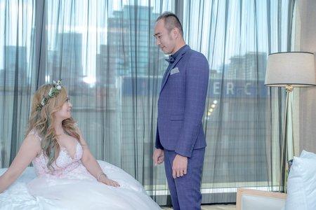 台中婚攝 婚禮攝影 儀式加午宴8800    林LIN酒店- 林皇宮花園