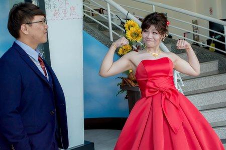 高雄婚攝 婚禮攝影-文訂儀 午宴  三姊妹西岸會館-