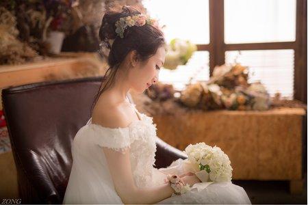 外景婚紗/中式禮服拍攝