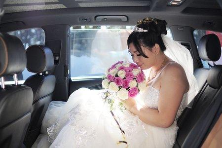 圓圓 婚禮