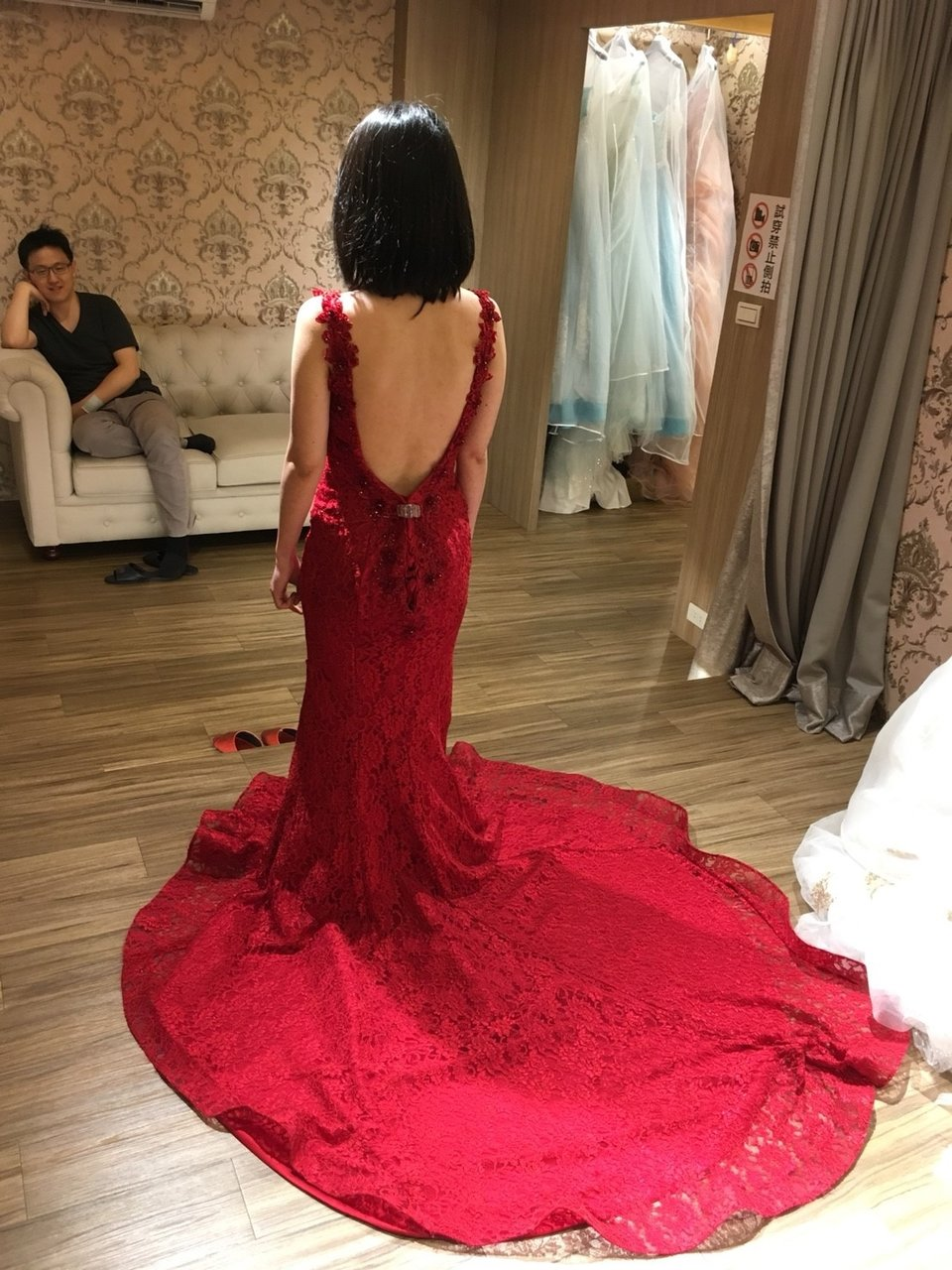 WH-為您好事韓風婚紗,非常推薦為您好事婚紗,CP值超高