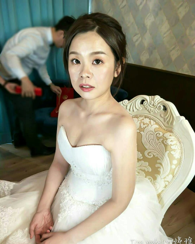 451441 - 雲林新秘/嘉義新娘秘書/Tina造型美學《結婚吧》