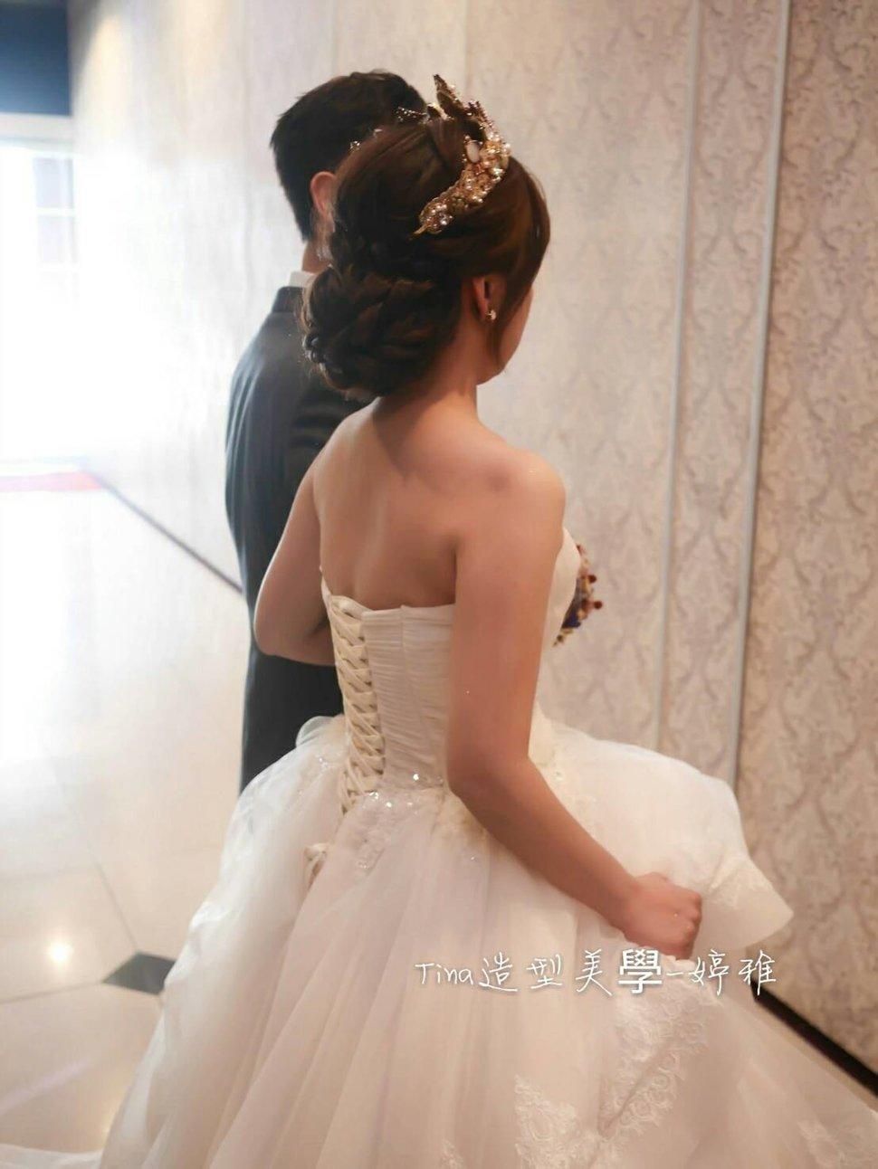 453195 - 雲林新秘/嘉義新娘秘書/Tina造型美學《結婚吧》