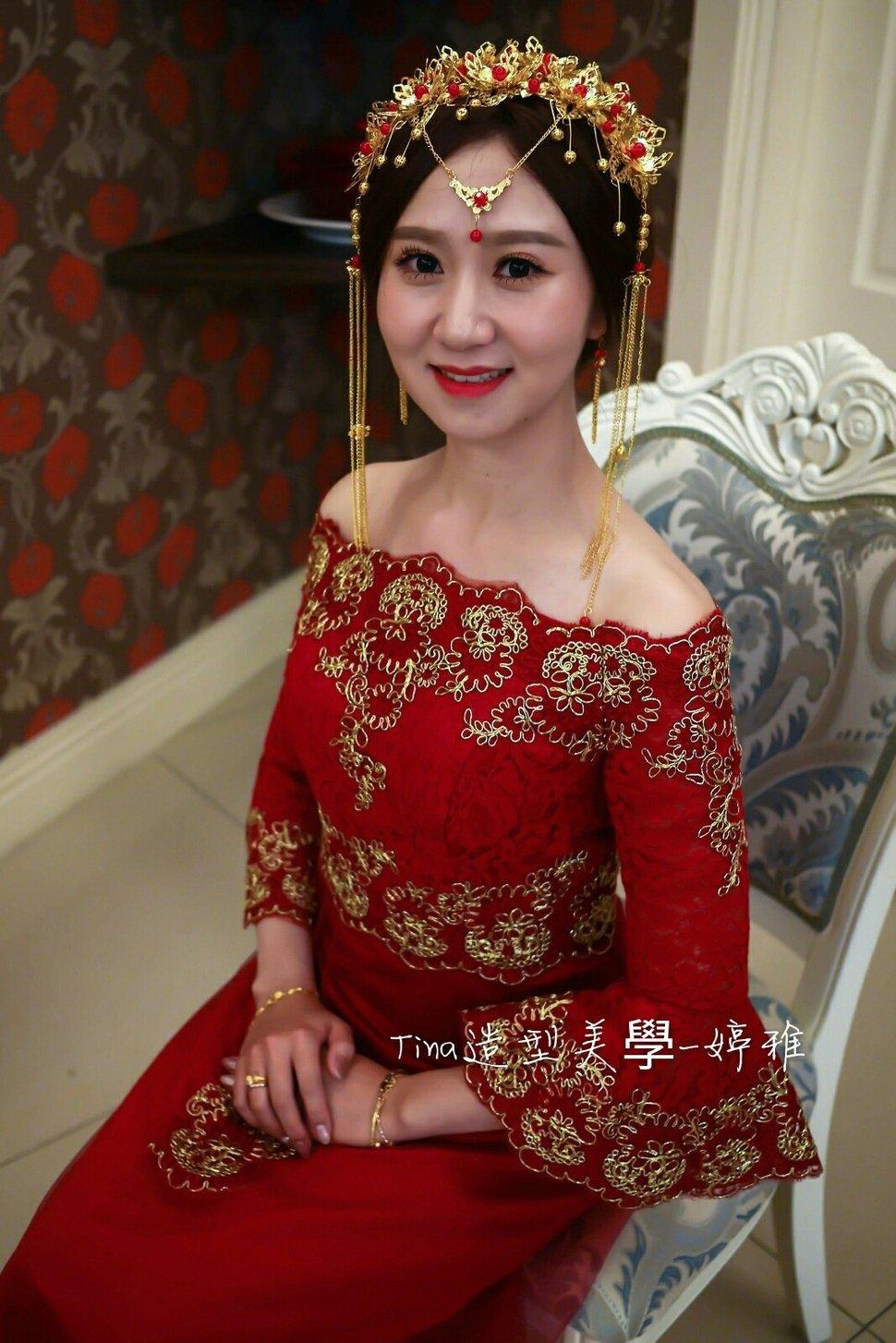婚宴現場造型_181105_0007 - 雲林新秘/嘉義新娘秘書/Tina造型美學《結婚吧》