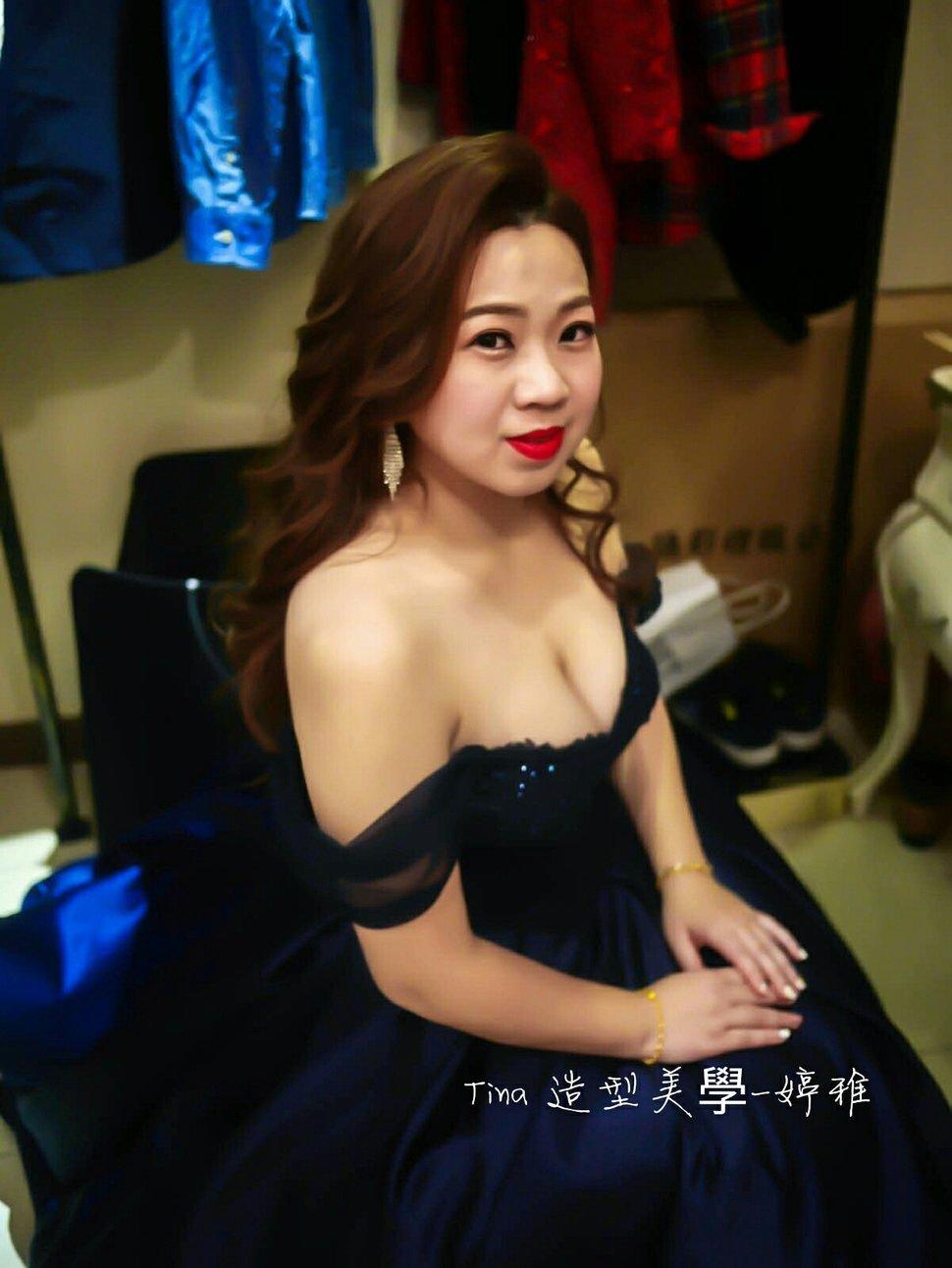 婚宴造型_190104_0001 - 雲林新秘/嘉義新娘秘書/Tina造型美學《結婚吧》