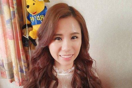 韓星浪漫捲髮