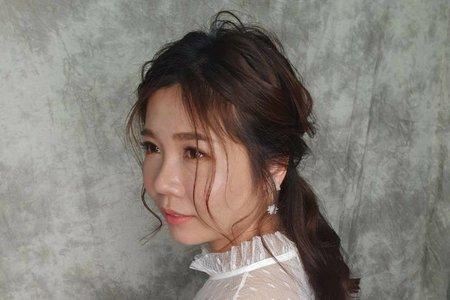 韓系透亮妝感