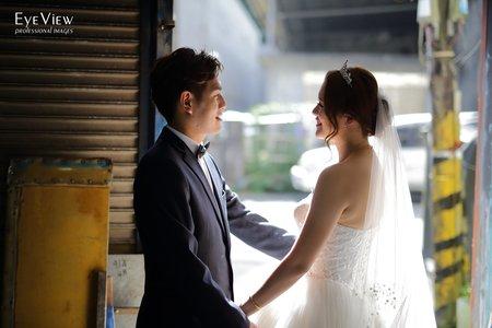 玟憲采薇婚禮