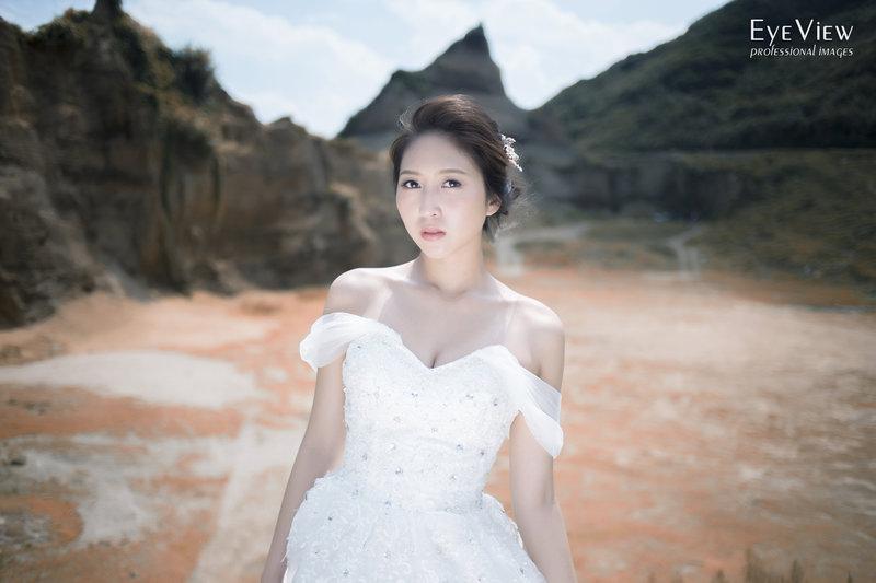 婚紗拍攝作品