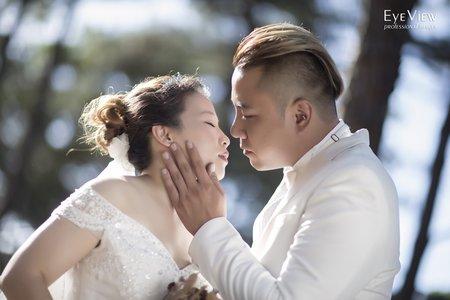 2017 婚紗 Ian & Jen