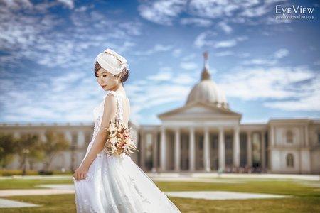 加 & 湄 婚紗