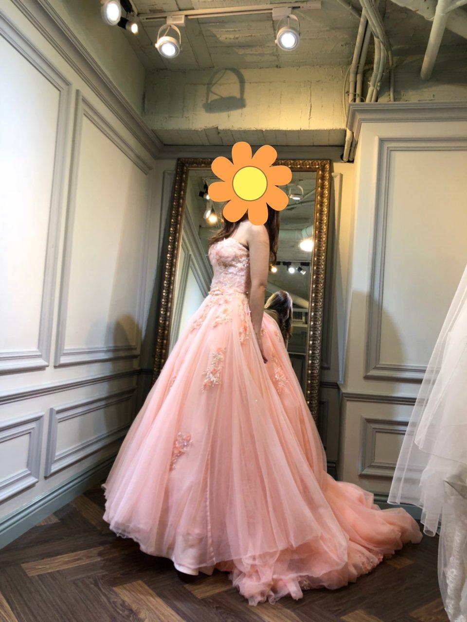 最愛禮服,CP值高的最愛禮服婚紗試穿和唯你