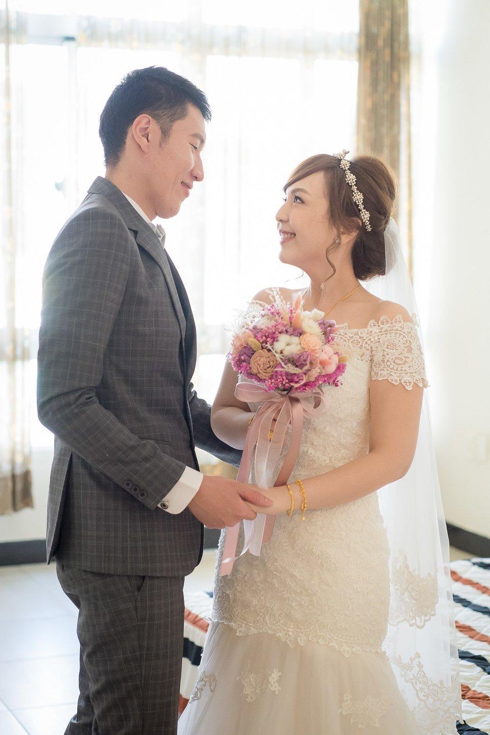 紅花婚禮情感紀實,很幸運的認識了皓子~選擇他就對了>w<