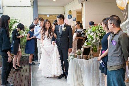 M&A 新娘秘書/整體造型/彩妝教學