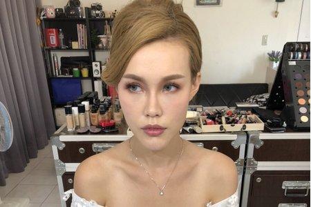 MA 新娘秘書/整體造型/彩妝教學