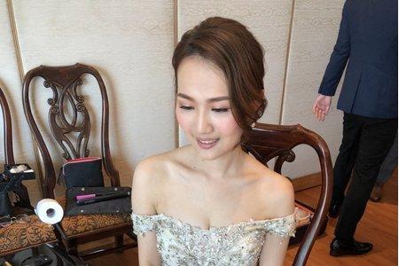 MA 新娘秘書 新娘造型妝髮