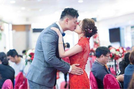 聖宇與沛翎訂婚及宴客